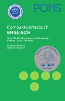 Pons Kompaktwörterbuch Englisch-Deutsch, Deutsch-Englisch