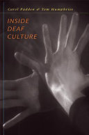 Inside Deaf Culture Book
