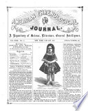 The American Phrenological Journal and Repository of Science  Literature and General Intelligence Book PDF