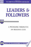 Leaders and Followers Book PDF