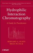 Hydrophilic Interaction Chromatography
