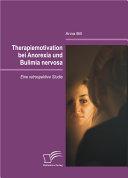 Therapiemotivation bei Anorexia und Bulimia nervosa