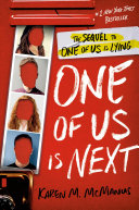 link to One of us is next in the TCC library catalog