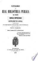 Catalogo da Biblioteca Pública Municipal do Porto