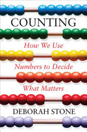 link to Counting : how we use numbers to decide what matters in the TCC library catalog