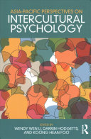Cover of Asia-Pacific Perspectives on Intercultural Psychology