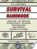 U S  Air Force Survival Handbook