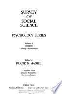 Survey of Social Science: Learning-Psychoanalysis