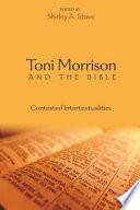 Toni Morrison And The Bible