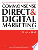 Commonsense Direct and Digital Marketing Book