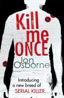 Kill Me Once Pdf/ePub eBook