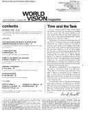 World Vision Magazine