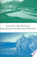 Assessing the National Streamflow Information Program Book