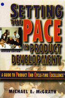 Pdf Setting the PACE in Product Development