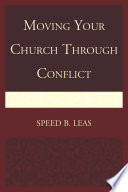 Moving Your Church through Conflict