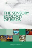The Sensory Ecology of Birds