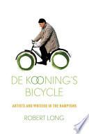 De Kooning s Bicycle