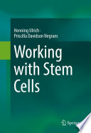 Working With Stem Cells Book PDF