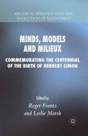 Minds, Models and Milieux