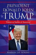 President Donald John Trump Book