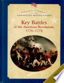 Key Battles of the American Revolution 1776-1778
