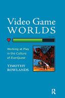 Video Game Worlds Pdf/ePub eBook