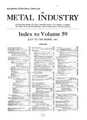 Pdf The Metal Industry