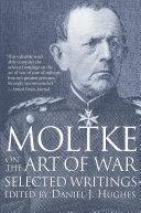 Moltke on the Art of War