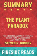Summary Of The Plant Paradox Book