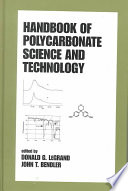 Handbook Of Polycarbonate Science And Technology Book PDF