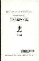 Encyclopedia Yearbook 1961