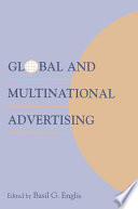 Global And Multinational Advertising