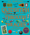 Quidditch Through the Ages   Illustrated Edition Book