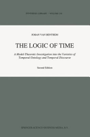 The Logic of Time Book
