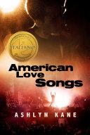 American Love Songs (Italiano) ebook