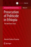 Prosecution of Politicide in Ethiopia