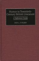 Humor in Twentieth-century British Literature
