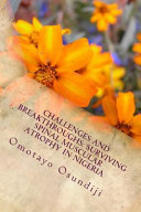 Challenges and Breakthroughs Book