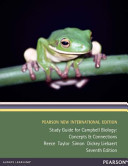 Study Guide for Campbell Biology  Pearson New International Edition