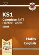 KS1 Maths and English Sats Practice Papers (Updated for the 2017 Tests) - Pack 2