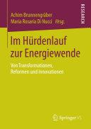 Im Hürdenlauf zur Energiewende