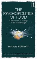 The Psychopolitics of Food [Pdf/ePub] eBook