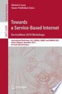 Towards a Service Based Internet  ServiceWave 2010 Workshops