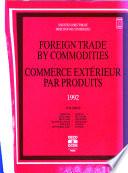 Commerce Extérieur Par Produits