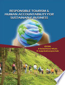 Responsible Tourism & Human Accountability for Sustainable Business