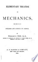 Elementary Treatise on Mechanics