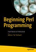 Beginning Perl Programming
