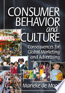 """""""Consumer Behavior and Culture: Consequences for Global Marketing and Advertising"""" by Marieke de Mooij"""