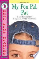 My Pen Pal  Pat Book PDF