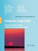 European Large Lakes